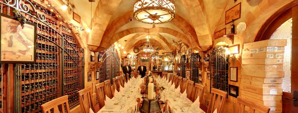 meilleurs restaurants: Villa Massimo