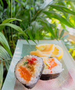 sushi Yasu La Prairie